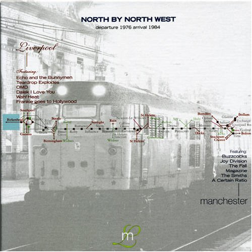 Various Artists - North By North West (Compiled By Morley) By Various Artists