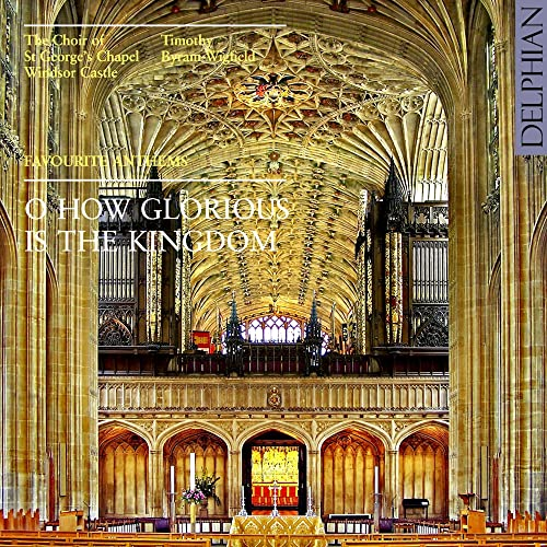 Roger Judd - O How Glorious is the Kingdom - Favourite Anthems By Roger Judd