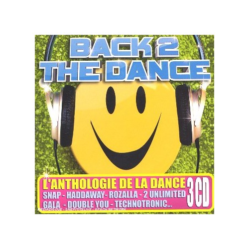 Compilation - Back 2 The Dance (French Import)