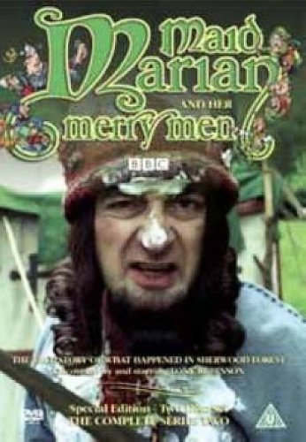 Maid-Marian-And-Her-Merry-Men-Series-2-DVD-1989-CD-Z6VG-FREE-Shipping