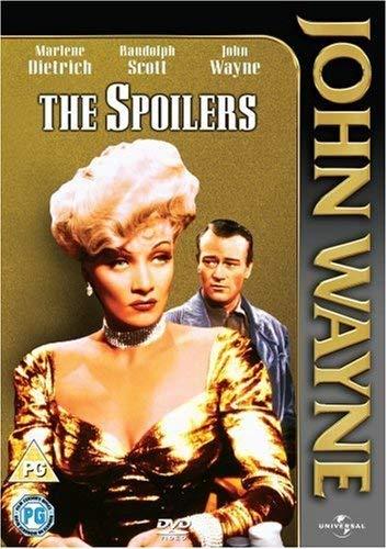The Spoilers  (John Wayne)