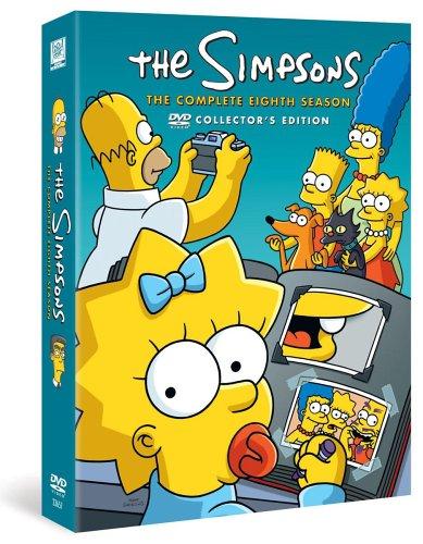 Julie Kavner - The Simpsons - Season 8