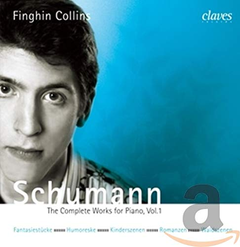 Finghin Collins - Complete Works for Piano, Vol. 1