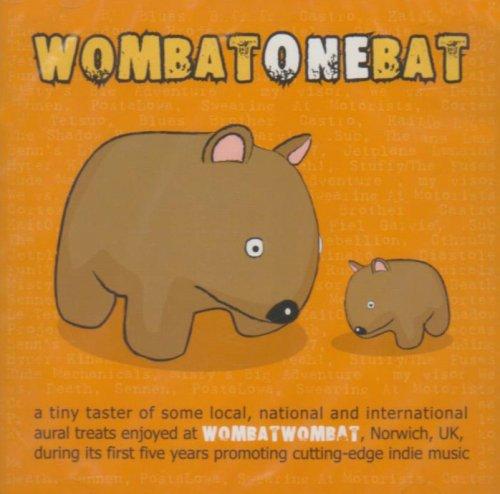 Various Artists - Wombatonebat By Various Artists