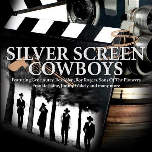 Various Artists - Silver Screen Cowboys