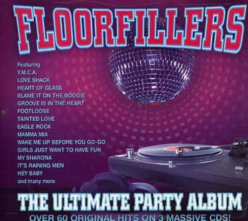 Various Artists - Floorfillers: The Ultimate Party Album