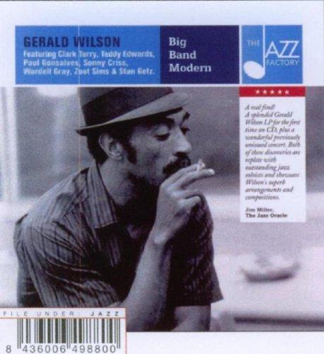 Gerald Wilson - Big Band Modern By Gerald Wilson