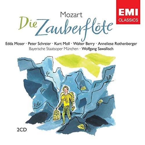 Wolfgang Amadeus Mozart - Die Zauberflote (Sawallisch) By Wolfgang Amadeus Mozart