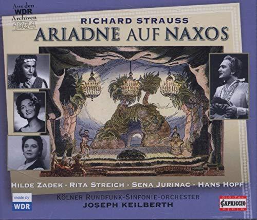 Strauss, R - Ariadne auf Naxos