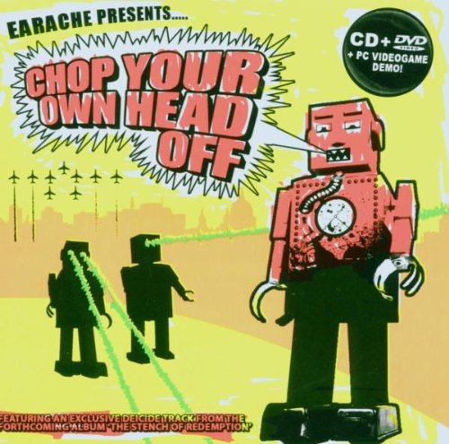 Various Artists - Chop Your Own Head Off - Chop Your Own Head Off