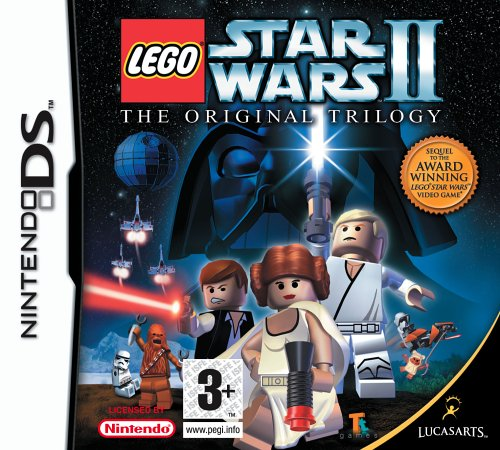 Lego Star Wars II - LEGO Star Wars II: The Original Trilogy (Nintendo DS)