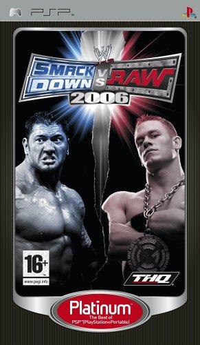 Wwe Smackdown Vs. Raw 2006 - WWE SmackDown vs RAW 2006 (PSP)