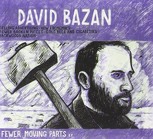 David Bazan (Of Pedro the Lion - Fewer Moving Parts