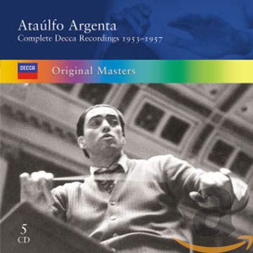 Argenta, Ataulfo - Original Masters - Ataulfo Argenta