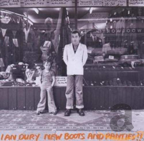 Dury, Ian - New Boots and Panties By Dury, Ian