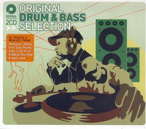 Various Artists - Orginal Drum And Bass Selection