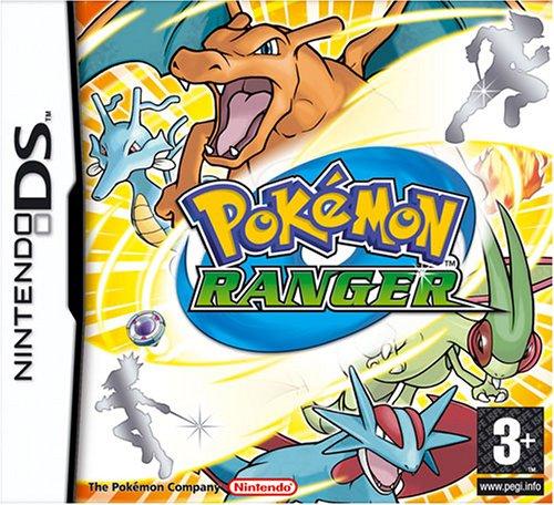 Pokémon Ranger (Nintendo DS)