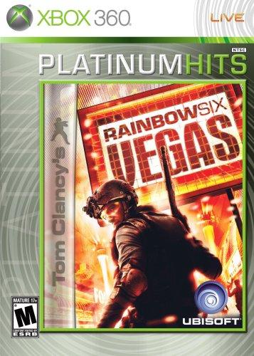 Xbox 360 - Tom Clancy's Rainbow Six: Vegas (Xbox 360)