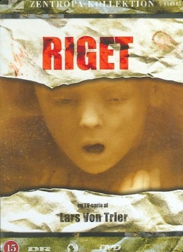 The-Kingdom-Riget-1994-DVD-1996-CD-LSVG-FREE-Shipping