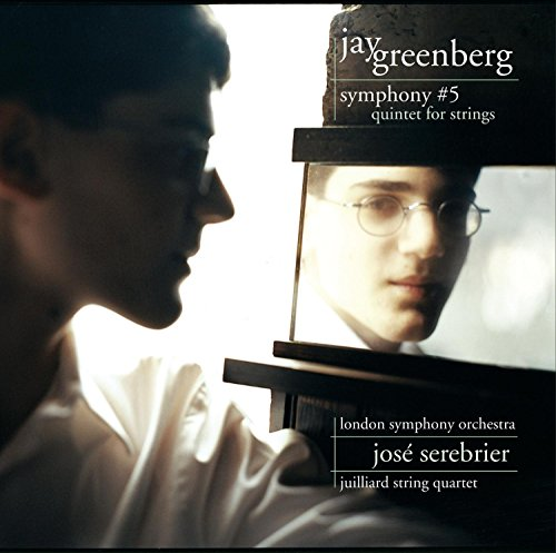 Serebrier - Symphony 5: Quintet for Strings (Hybr) By Serebrier