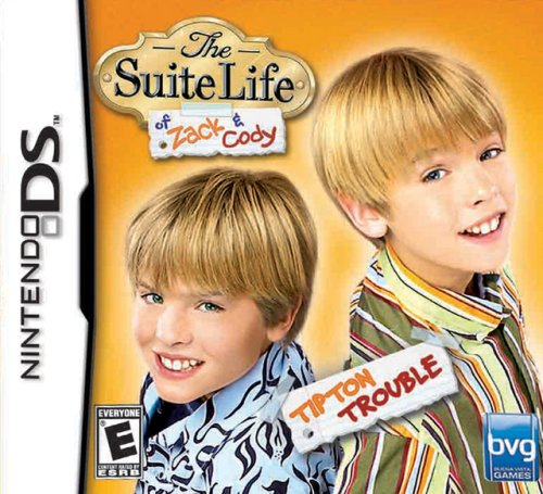 Suite Life of Zack & Cody / Game