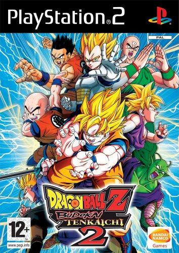 Dragonball Z: Budokai Tenkaichi - Dragonball Z Budokai Tenkaichi 2 (PS2)
