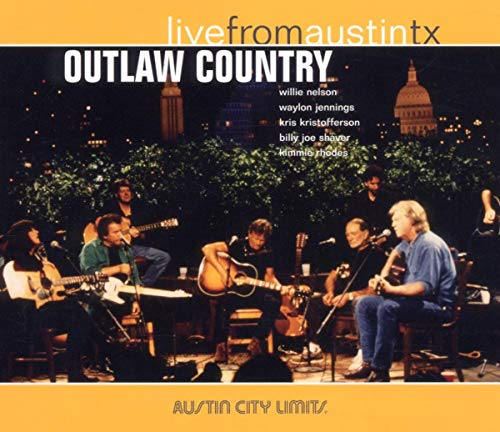 Various Artists - Outlaw Country Live From Austin By Various Artists