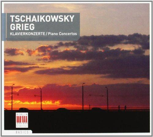 Tchaikovsky/Grieg - Piano Concertos By TchaikovskyGrieg