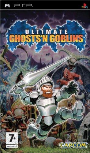 Ultimate Ghosts N Goblins (PSP)
