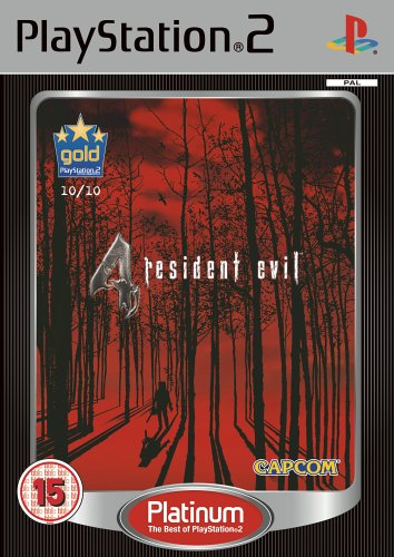 Resident Evil 4 (PS2) Platinum