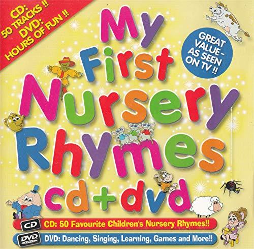 Various Artists - My First Nursery Rhymes