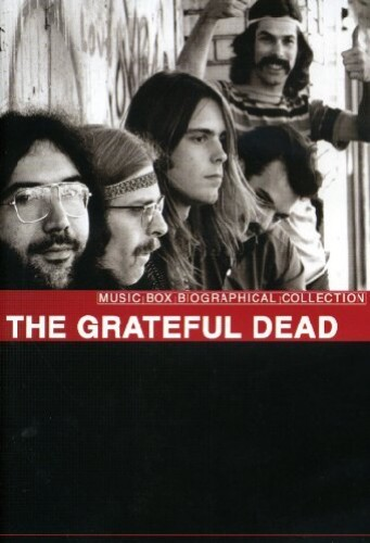 Grateful Dead - The Grateful Dead - Music Box Biographical Collection