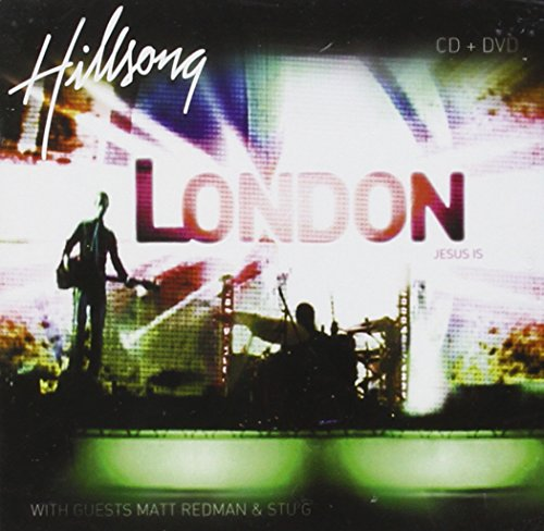 LONDON, HILLSONG - Hillsong London - Jesus Is Cd/Dvd