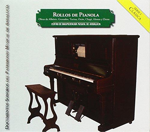 VARIOUS - Piano Rolls