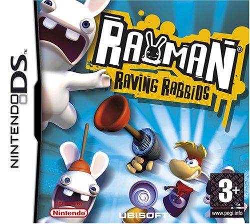 Rayman Raving Rabbids (Nintendo DS)