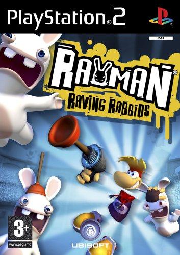 Rayman - Rayman: Raving Rabbids (PS2)