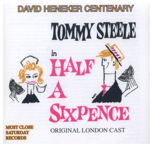 Half a Sixpence By Tommy Steele