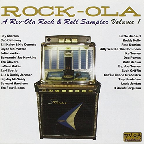 Various Artists - Rock-Ola: A Rev-Ola Rock & Roll Sampler, Vol. 1