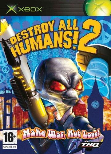Destroy All Humans 2 (Xbox)