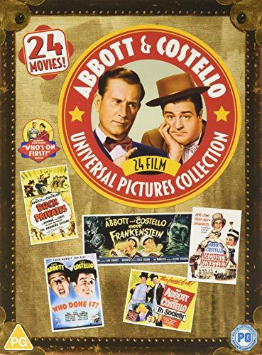 Abbott & Costello - The Collection (13-Disc Box Set)