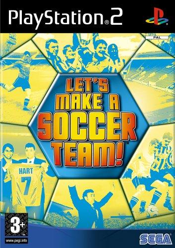 Let's Make A Soccer Team (PS2)