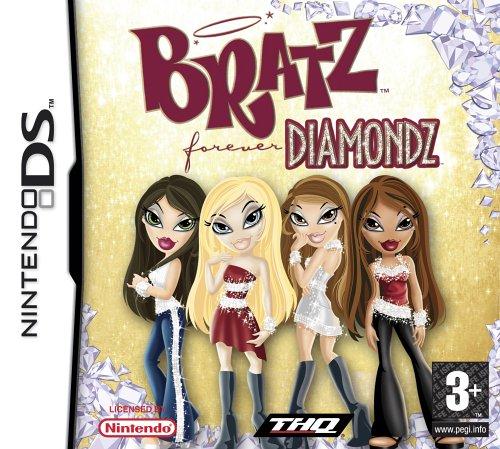Bratz - Bratz: Forever Diamondz (Nintendo DS)