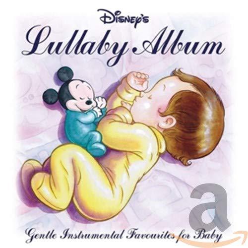 Disney's Lullaby Album By Fred Mollin