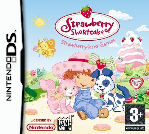 Strawberry Shortcake-Strawberryland