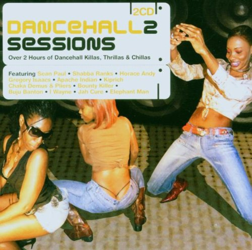 Various Artists - Dancehall Sessions 2