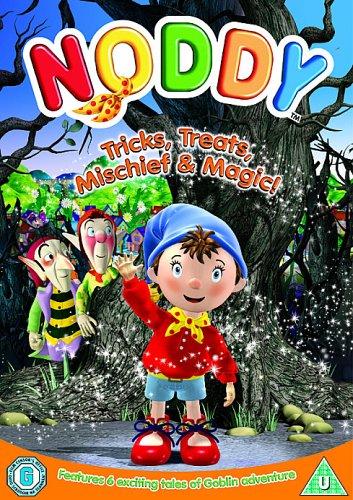 Make-Way-for-Noddy-Noddy-Tricks-Treats-Misc-Make-Way-for-Noddy-CD-P8VG