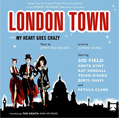 Beryl Davis - London Town (Original Soundtrack) By Beryl Davis