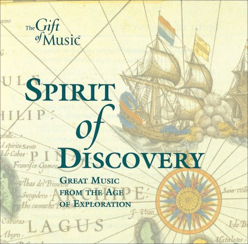 Various - Spirit Of Discovery By Various