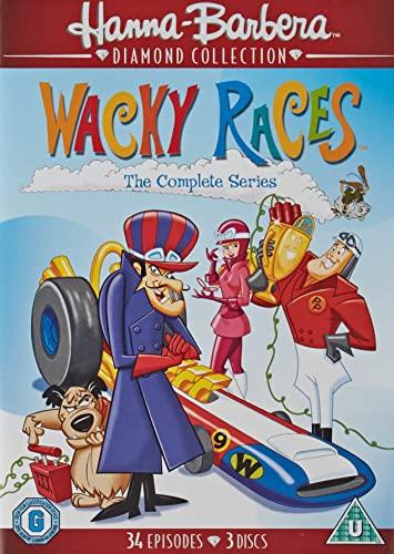 Wacky Races - Wacky Races - Complete Collection