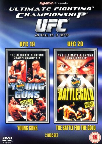 Ultimate Fighting Championship - UFC 19 And 20